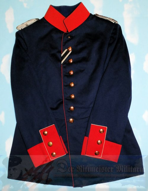 PRUSSIA - TUNIC - MAJOR - INFANTERIE-REGIMENT NR 64 - Imperial German Military Antiques Sale