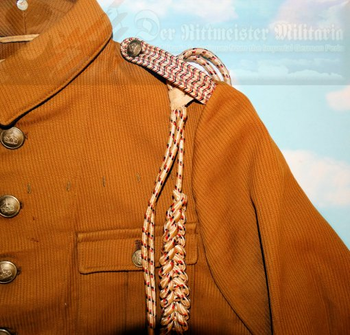 SOUTHWEST AFRICA - GERMANY - TUNIC - ENLISTED MAN/NCO - POST WW I - Imperial German Military Antiques Sale