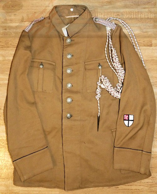 SOUTHWEST AFRICA - GERMANY - TUNIC - ENLISTED MAN/NCO - POST WW I