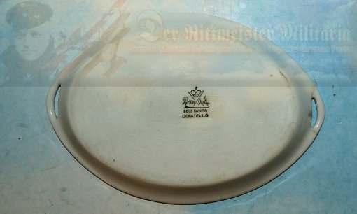 GERMANY -DISH - PATRIOTIC - 1914 IRON CROSS 2ND CLASS - Imperial German Military Antiques Sale