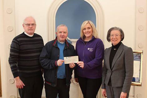 churches forum cheque