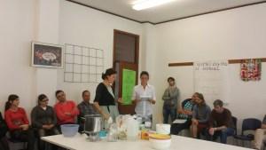 Buen Vivir Association self production of bio-detergents