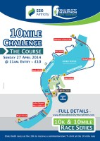 Walled City Marathon 10 Mile Challege