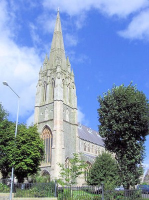 St Eugenes Cathedral