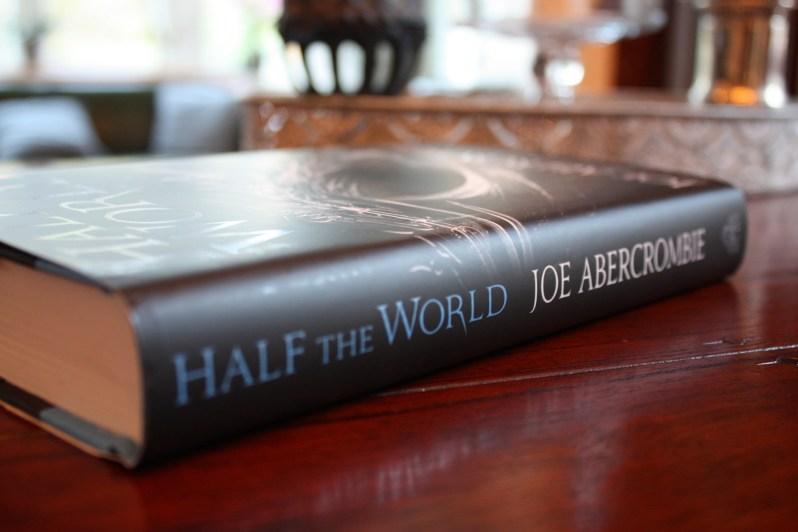 Roman Half the World von Joe Abercrombie