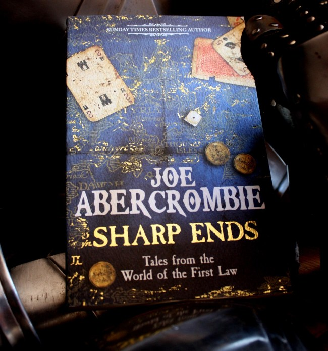 Sharp Ends Kurzgeschichten von Joe Abercrombie