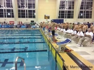 Atlanta, 9.12.2015: Nat. Winter Juniorenmeisterschaften in Atlanta für den Osten der USA.