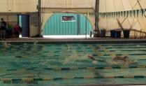 Atlanta, Juli 2016: das US-Swimming Team Rio 2016 zu Besuch beim zweiten Trainingslager.