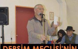 Dersim Meclisi'nin Oluşturulması Üzerine / İsmail Yüceer