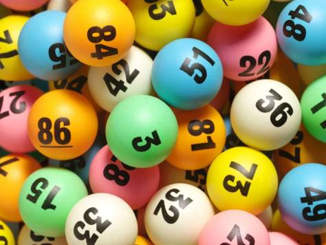 image of lottery draw
