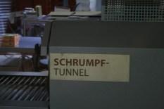 Ich weiß nicht, was hier gemacht wird. Aber Rick Moranis könnte an der Herstellung beteiligt gewesen sein...