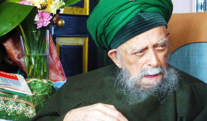 Maulana Sheikh Nazim Adil al Haqqani