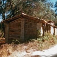 Ancient Greek garage/shed