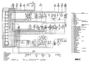 1960 Porsche 356 Wiring Diagram  Somurich