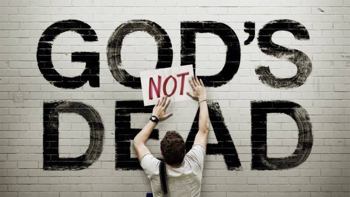 God's Not Dead, il poster del film