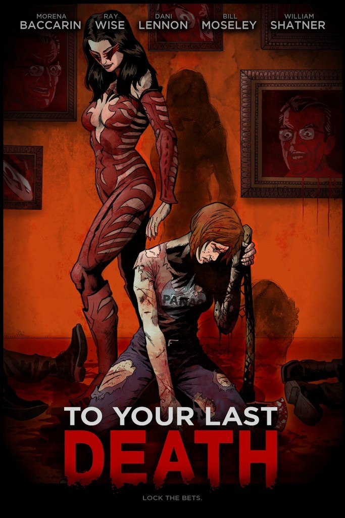 To your last death poster