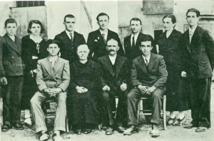 Fratelli Cervi - Foto di famiglia