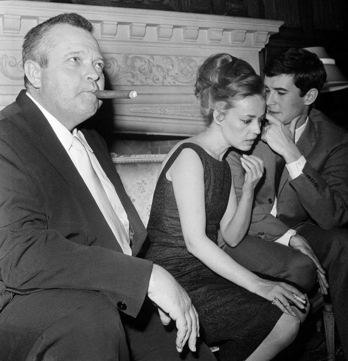 Il Processo, film diretto nel 1962 da Orson Welles. Tratto dal romanzo omonimo di Franz Kafka. Con Anthony Perkins, Jeanne Moreau e Romy Schneider