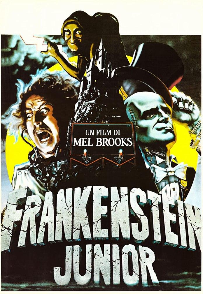 Rivedere Frankenstein Junior non è solo un bisogno, ma anche un dovere. Cult del 1974 diretto da Mel Brooks con Gene Wilder.