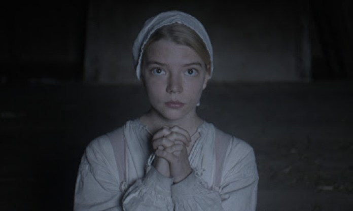 The Witch è un film del 2015 diretto da Robert Eggers. La letteratura coloniale dei puritani torna sotto forma di film horror.