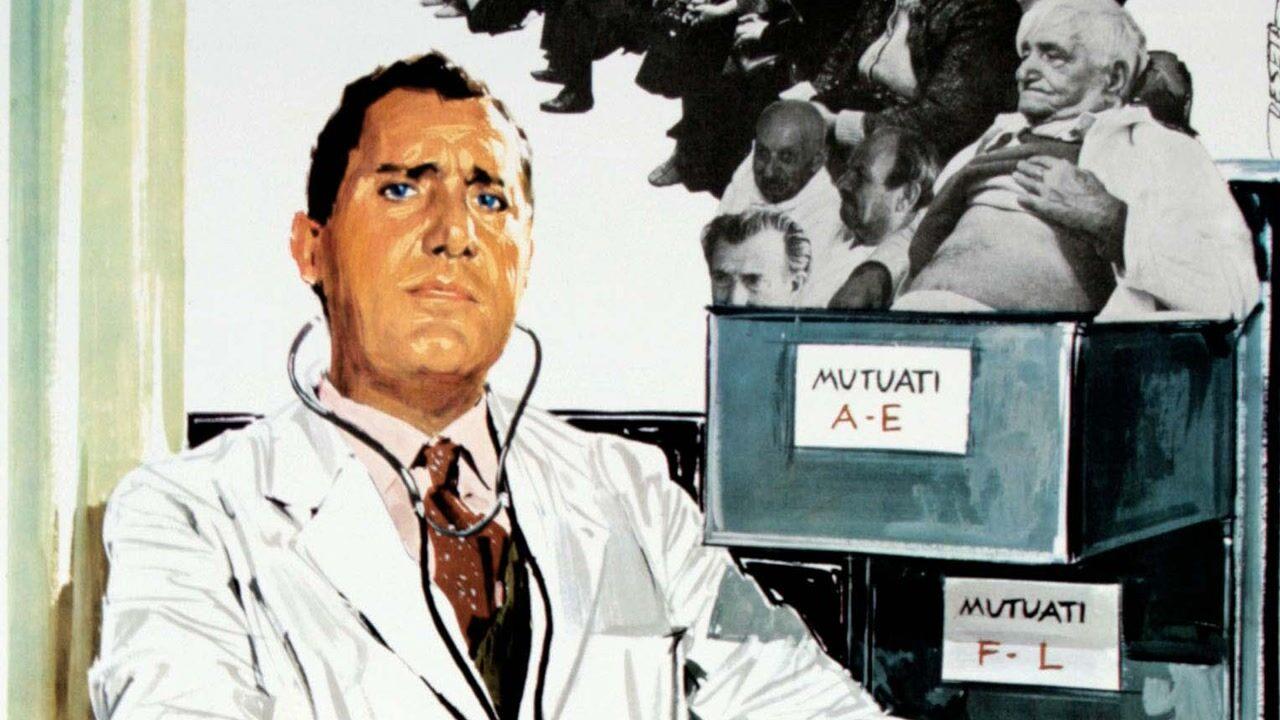 Il medico della mutua - Lo spergiuramento di Ippocrate – der Zweifel