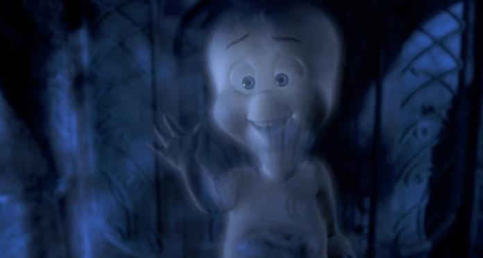 Casper non poteva mancare nella rassegna Fantasmi al cinema.