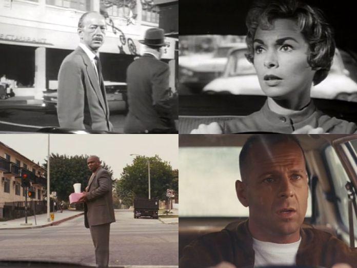 Dieci camei di Alfred Hitchcock