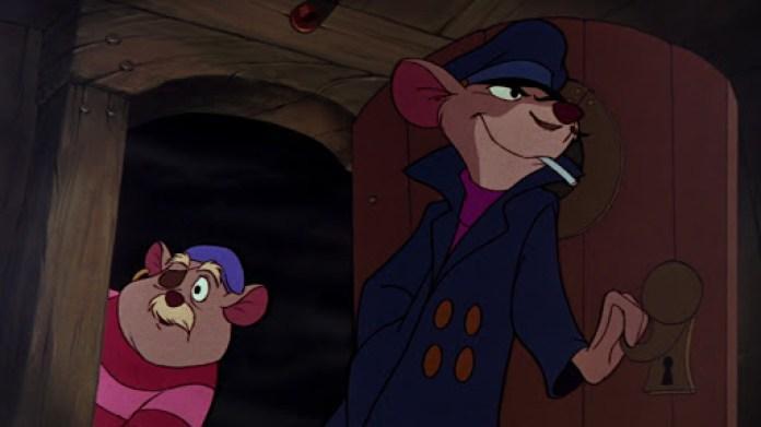 Basil l'investigatopo, rega di John Musker e Ron Clements.