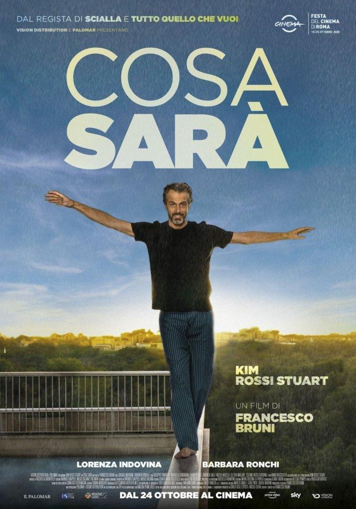 Francesco Bruni torna dietro alla macchina da presa e dirige Kim Rossi Stuart in Cosa sarà.