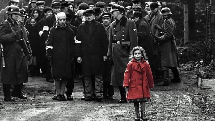 Schindler's List, di Steven Spielberg.