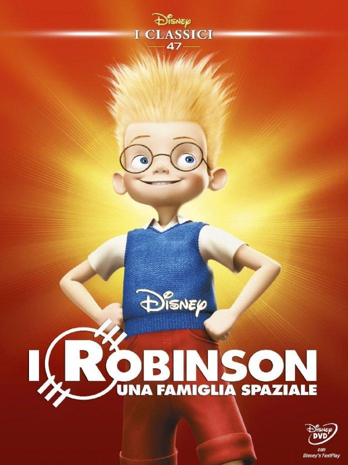 I Robinson - Una famiglia spaziale, 47° Classico Disney.