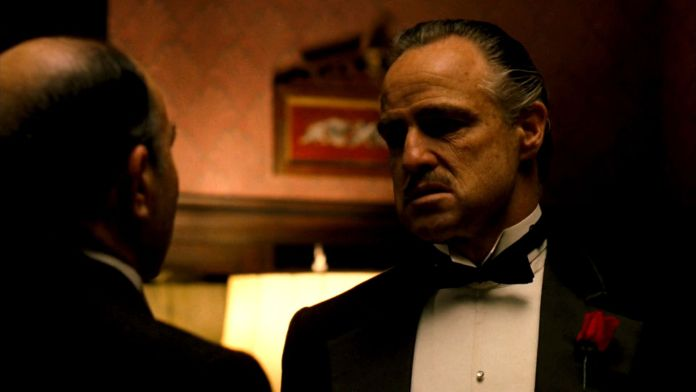 Il Padrino, regia di Francis Ford Coppola.