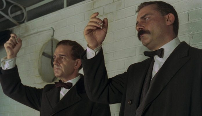 Sacco e Vanzetti (1971), regia di Giuliano Montaldo.