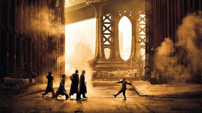 Dieci classici ambientati a New York: C'era una volta in America, regia di Sergio Leone.