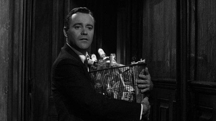 Dieci classici ambientati a New York. L'appartamento, regia di Billy Wilder.