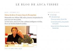 Le blog d'Anca Visdei