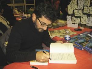 Salon du Livre en région d'Arnas 2014