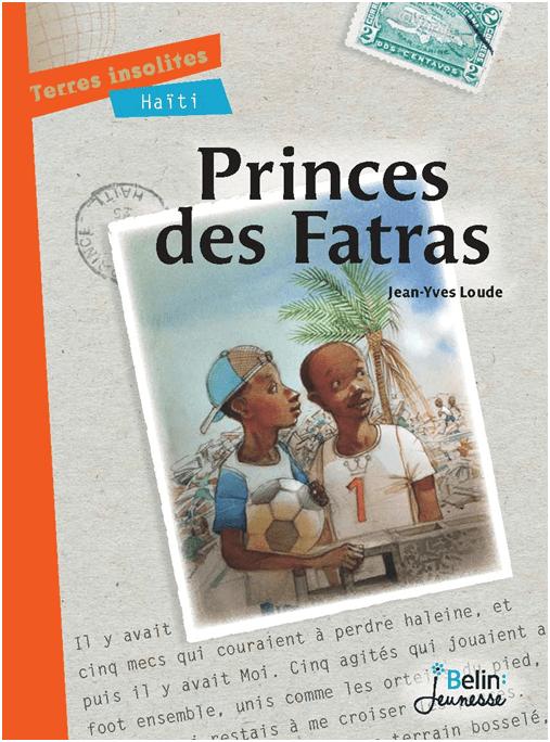 Princes des Fatras de Jean-Yves Loude