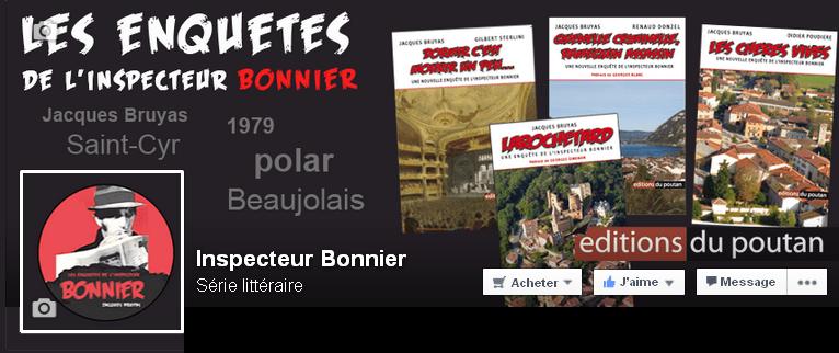 Inspecteur Bonnier sur Facebook