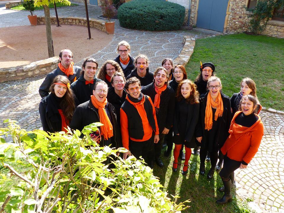 Photo page Facebook La Chorue