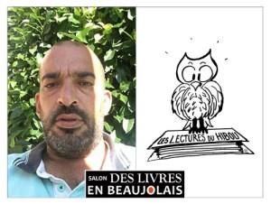 Denis Arnoud - Les lectures du Hibou - 3e salon Des Livres en Beaujolais