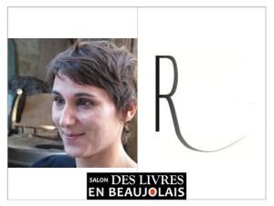 Mathilde Palfroy - Éditions La Rémanence - 3e salon Des Livres en Beaujolais