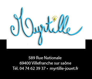 La librairie Myrtille - Partenaire salon Des Livres en Beaujolais