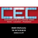 CEC Sonorisation Partenaire du salon Des Livres en Beaujolais