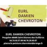 Chevroton Damien  Partenaire du salon Des Livres en Beaujolais