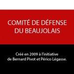 Comité de défense du beaujolais - Partenaire salon Des Livres en Beaujolais