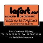 LEFORT SAS Partenaire du salon Des Livres en Beaujolais
