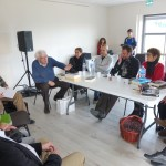 Table ronde Vengeance et Polars - Photo Jean-Jacques Nicoud