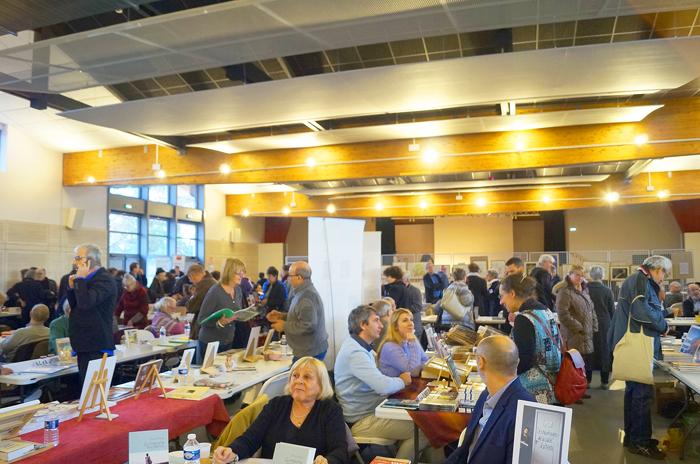 3e Salon Des Livres en beaujolais - Photo Catherine Vermorel