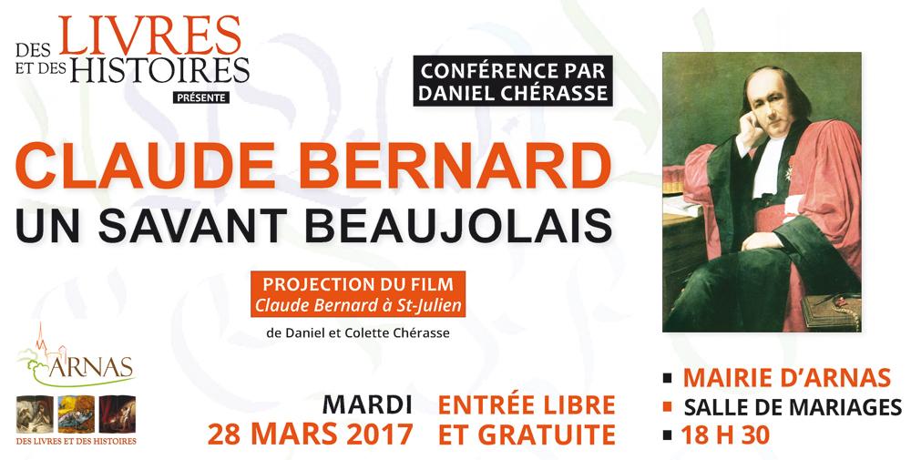Conférence Claude Bernard